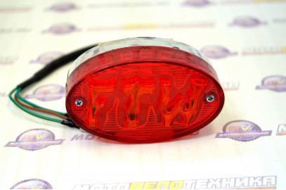 Блок-фара стоп сигнала LED #2 ML