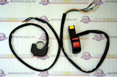 Блоки переключателей (пара) TTR125R,TTR150