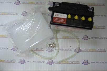 Аккумулятор 12V 7Ah N7 кислотный 135*77*133