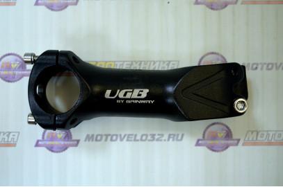 Вынос руля горного вело черный GW-06024-D27