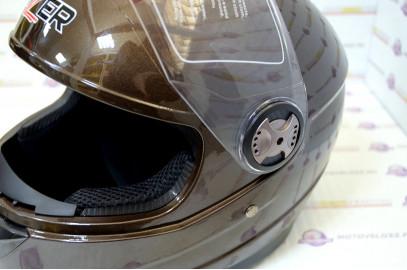 Шлем интеграл HIZER B565 (L) #1 gray