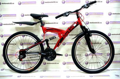 "Велосипед BLACK AQUA  Mount 1641 V 26"""