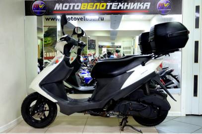 Скутер Suzuki Address 125 CF46A-558791