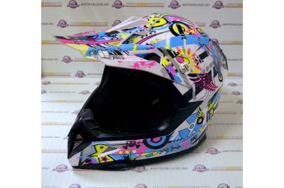 шлем интеграл HIZER 615 (S)