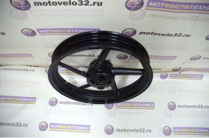 Диск переднего колеса Stels Flex 250 б/у LU058587
