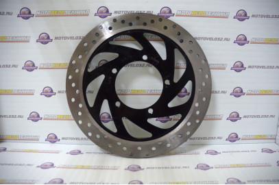 Диск тормозной передний Stels Flex 250 б/у LU058585