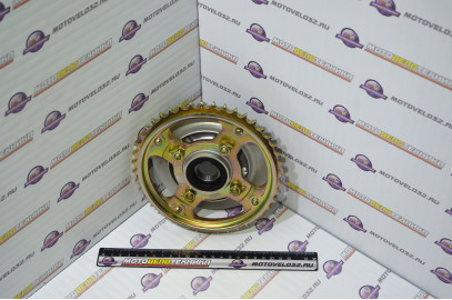 Звезда заднего колеса с демпфером Stels Flex 250 б/у LU053132