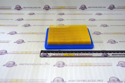Фильтрующий элемент воздушного фильтра Honda Dio AF55 AF56 AF58 AF59 (бумажный) Komatcu