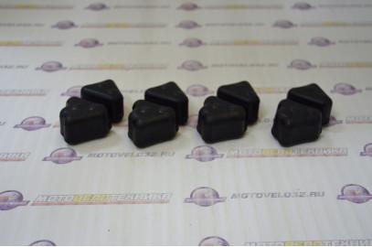Демпферные резинки заднего колеса Stels Flex 250