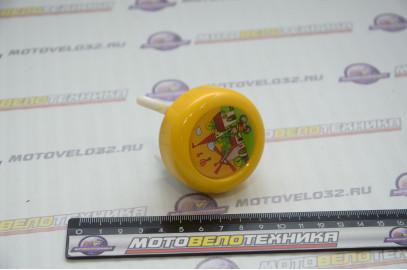 Велозвонок металический малый