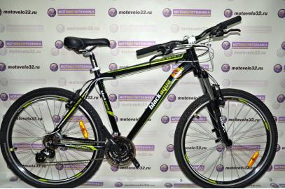 Велосипед BLACK AQUA  Cross 2672 V