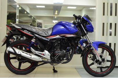 Мотоцикл Motoland CITY 200 (TD200-F)