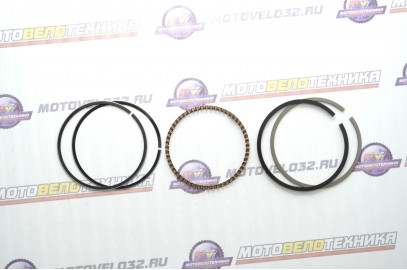 Кольца поршневые 4Т 169FMM (CB230) D69