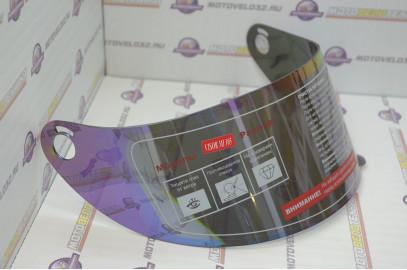 Визор для шлема MI 105 Радужный MICHIRU