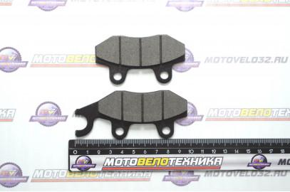Колодки тормозные передние диск RC Nitro/Fighter