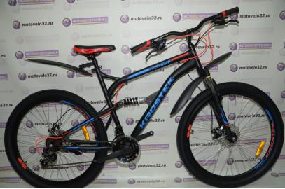 "Велосипед KROSTEK DEXTER 705  27.5"" (21)"