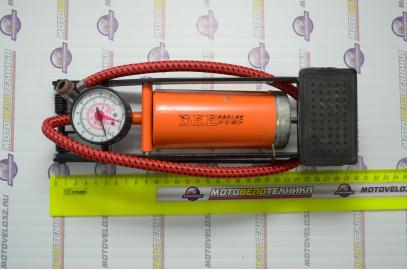 Насос ножной с манометром FP9803Е