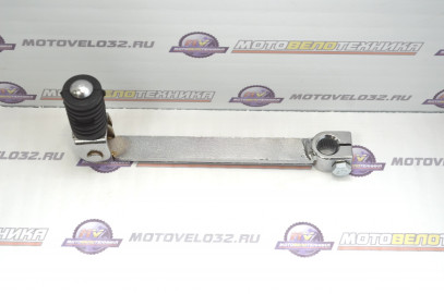 Рычаг переключения передач TTR125