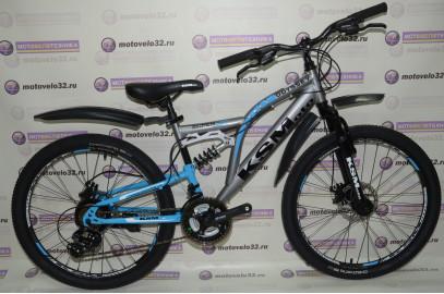 """Велосипед KSM Odissey 24"""" D 21ск."""