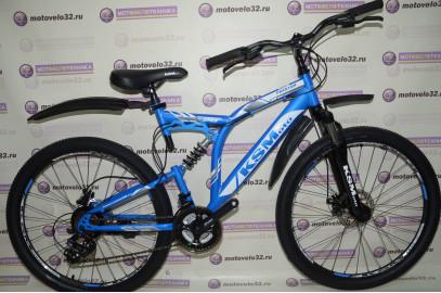 """Велосипед KSM Fantom 26"""" D 2x подв."""