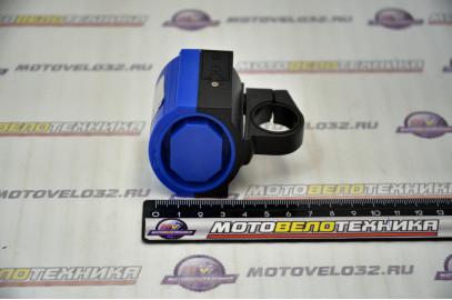 Велозвонок метал/пластик JY-575