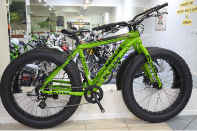 "Велосипед KSM Forester 26"" FAT-BIKE"
