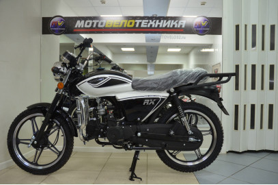 Мопед Motoland Alpha RX 7