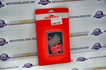 Тормозные колодки (R4AH25SR0001)