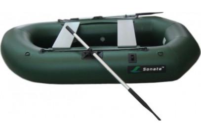 Надувная лодка Sonata 260 серая
