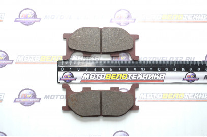 Колодки тормозные передние диск Stels 400