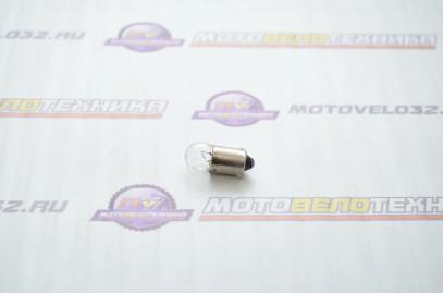 Лампа 12V3W с цоколем прозрачная