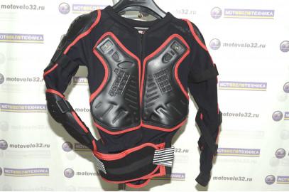 Куртка защитная черепаха Dark Knight XL