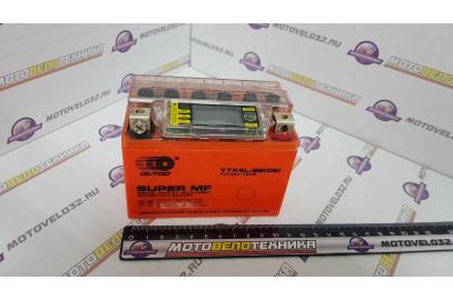 Аккумулятор 12V 4Ah OUTDO (114x70x86) с вольтметром