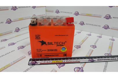 Аккумулятор 12V 5Ah SILTECH (113x70x108)