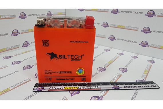 Аккумулятор 12V 7Ah SILTECH (113x69x135) высокий