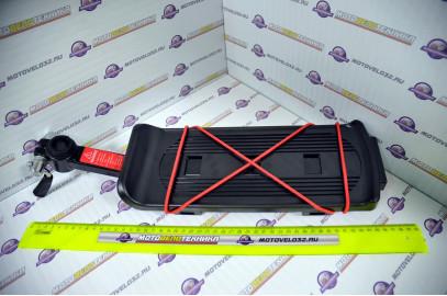 """Багажник 24- 28"""" алюминевый на подседельный штырь (тип 2)"""
