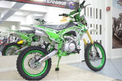 Мотоцикл Motoland кросс CRF125