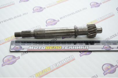 Вал редуктора первичный 4Т FT50T-1008101