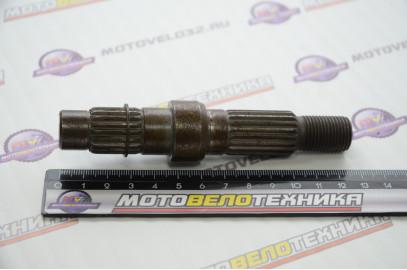 Вал редуктора вторичный 4Т FT50T-1008102