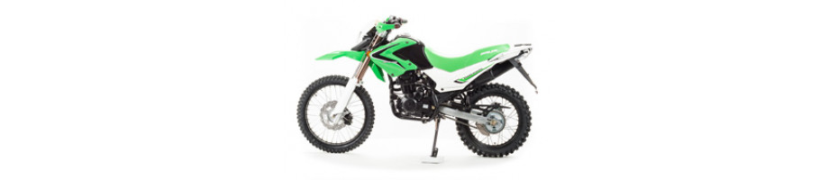 Кроссовые и эндуро  мотоциклы