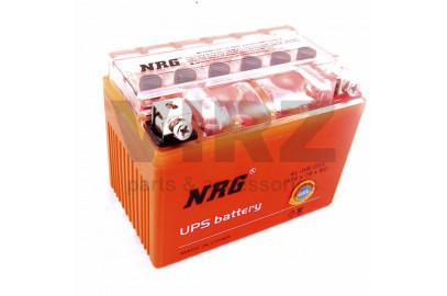 Аккумулятор 12V 4Ah NRG оранжевый