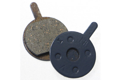 Тормозные колодки для дискового торм.круглые ТР-02В (пара)