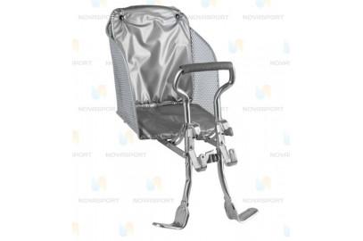 Сиденье на вело для детей с креплением на баганик (22 кг Италия)НТР