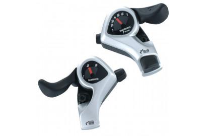 Ручки переключ. для горн.вело (шифтеры SL-TX50 7с)