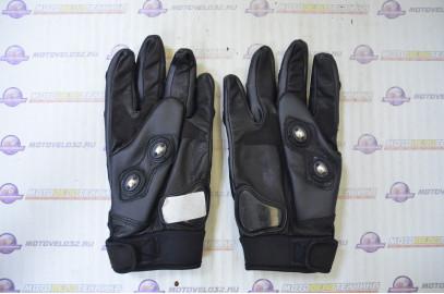 Перчатки Stels ST02B из искуственн.кожи XL