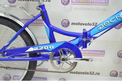 "Велосипед Десна-2200 20"""