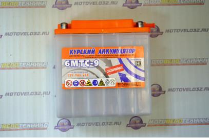 Аккумулятор 12V 9Ah Курск 150x77x142/35
