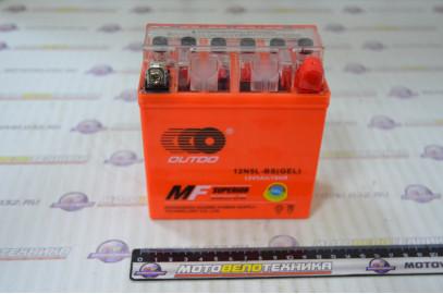 Аккумулятор 12V 5Ah Outdo высокий 128х117х59