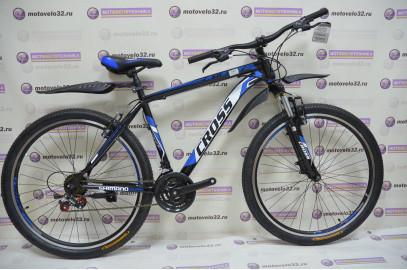 "Велосипед Cross ATLAS 27,5""  (19"")"