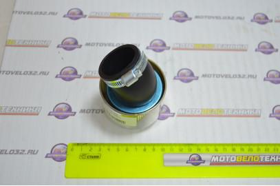 Фильтр воздушный нулевого сопротивления 38мм с колпачком Pr.